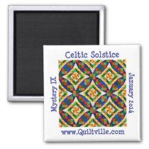Celtic Solstice Magnet