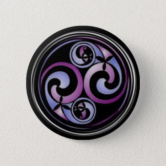 Celtic Spiral #2 Button
