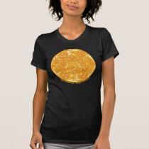 Celtic Spiral Art Mandala Women's T-Shirts