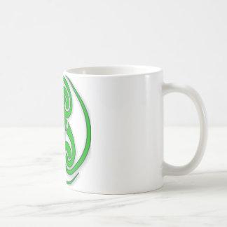 Celtic Spiral Coffee Mug