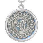 Celtic Spiral of Life Necklace
