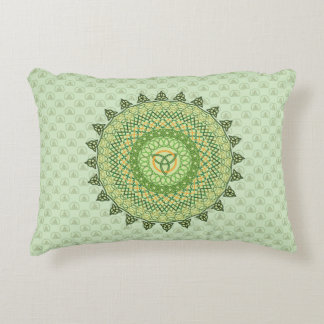 Celtic St. Patty's Day Accent Pillow