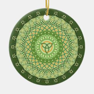 Celtic St. Patty's Day Ornament