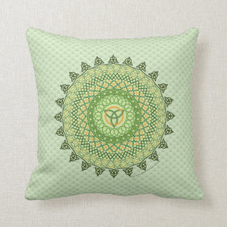Celtic St. Patty's Day Pillow