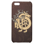 Celtic Stags iPhone 5C Case