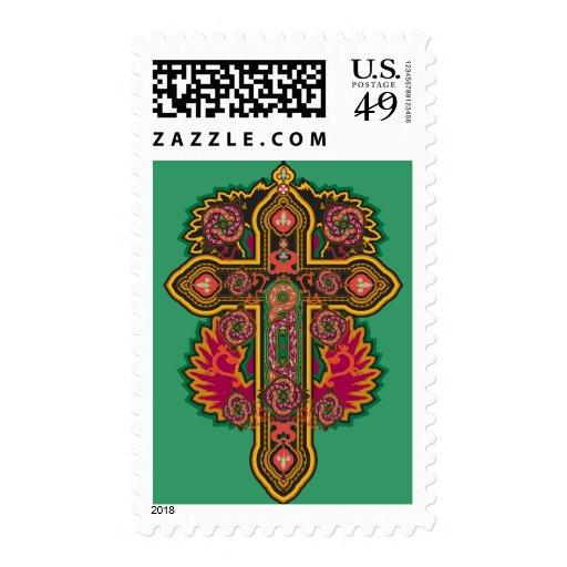Celtic Stamps