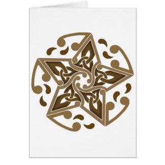 Celtic Star Cards