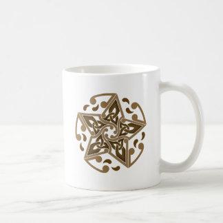 Celtic Star Mug