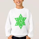 Celtic Star of David Kids' Sweatshirts