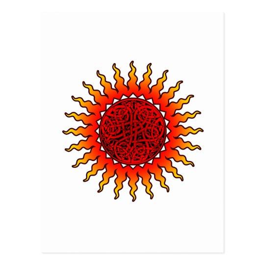 Celtic Sun 1 Postcards
