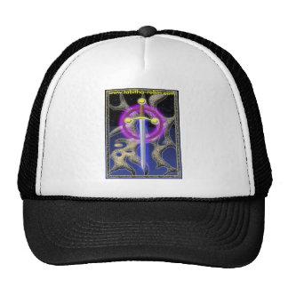 celtic sword trucker hat