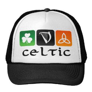 Celtic Symbols Trucker Hat
