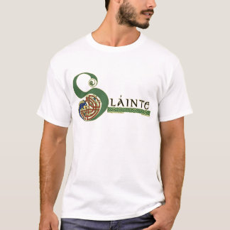 Celtic T-Shirts & Hoodies, Slainte Design