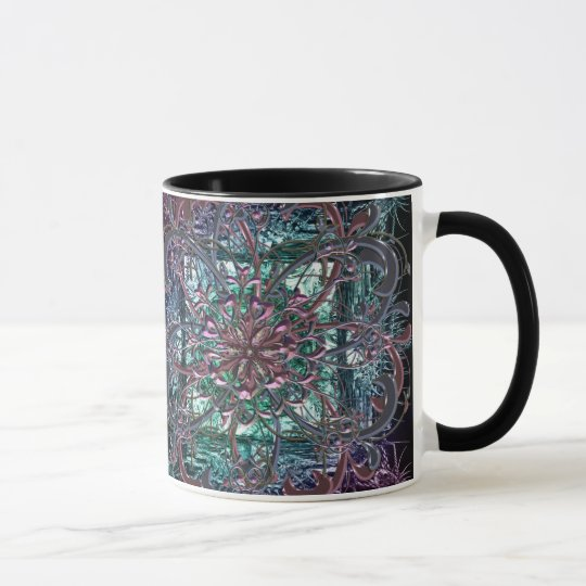 Celtic Tapestry Ornamental Mug