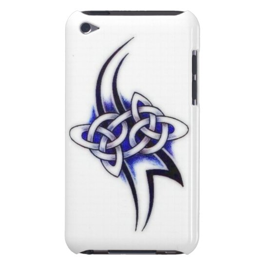 celtic tatoo iPod touch case