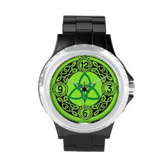 CELTIC TIME WRISTWATCHES