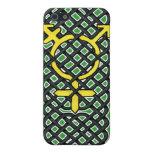 Celtic Transgender Symbol Yellow iPhone SE/5/5s Case