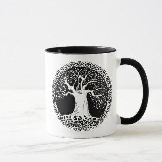 Celtic Tree (2-sided) Mug