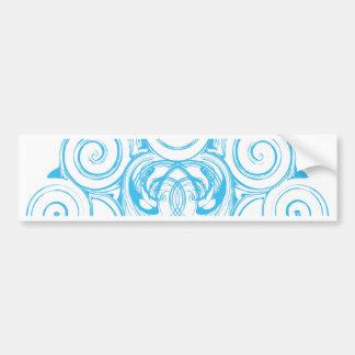 Celtic Tree Bumper Sticker