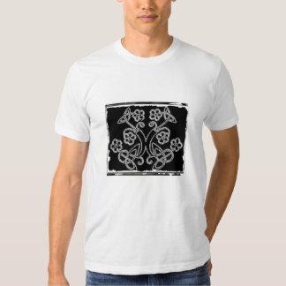 Celtic Tree Lines T Shirt