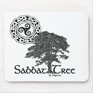 Celtic Tree Mouse Pad