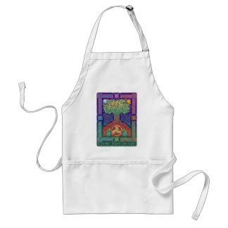 Celtic Tree of LIfe Adult Apron
