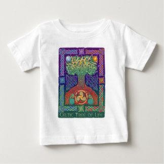 Celtic Tree of Life Baby T-Shirt
