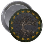 Celtic Tree of Life Button