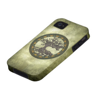 Celtic Tree of Life iPhone 4 Covers