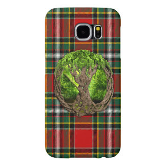 Celtic Tree Of Life Clan Gillespie Samsung Galaxy S6 Case