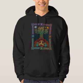 Celtic Tree of Life Dark Sweatshirt