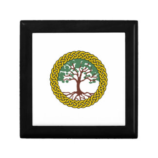 Celtic Tree Of Life Gift Box