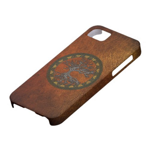 Celtic Tree of Life iPhone SE/5/5s Case