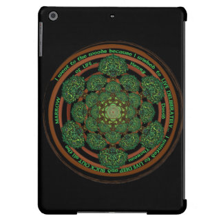 Celtic Tree of Life Mandala iPad Air Cases