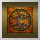 Celtic Tree of Life Print