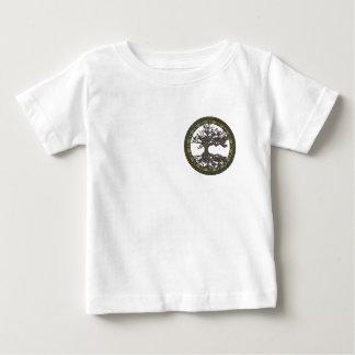 Celtic Tree of Life [Yggdrasil] Baby T-Shirt