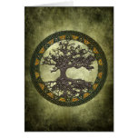 Celtic Tree of Life [Yggdrasil] Greeting Card