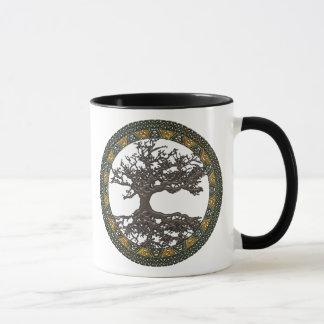 Celtic Tree of Life [Yggdrasil] Mug
