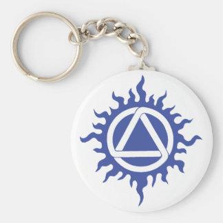 Celtic Triad Keychain