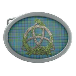 Scottish Clan Belt Buckles | Zazzle