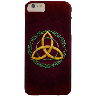 Celtic Trinity Knot Barely There iPhone 6 Plus Case