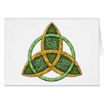 Celtic Trinity Knot Cards