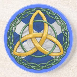 Celtic Trinity Knot Coaster