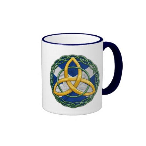 Celtic Trinity Knot Coffee Mug