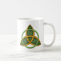 Celtic Trinity Knot Coffee Mug