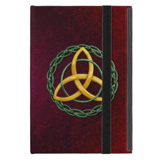 Celtic Trinity Knot Cover For iPad Mini