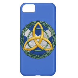 Celtic Trinity Knot Cover For iPhone 5C