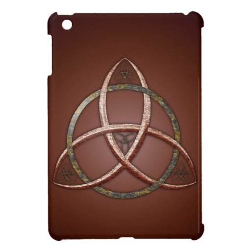 Celtic Trinity Knot Cover For The iPad Mini