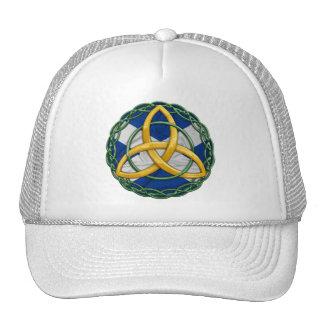 Celtic Trinity Knot Hats