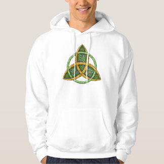 Celtic Trinity Knot Hooded Sweatshirt